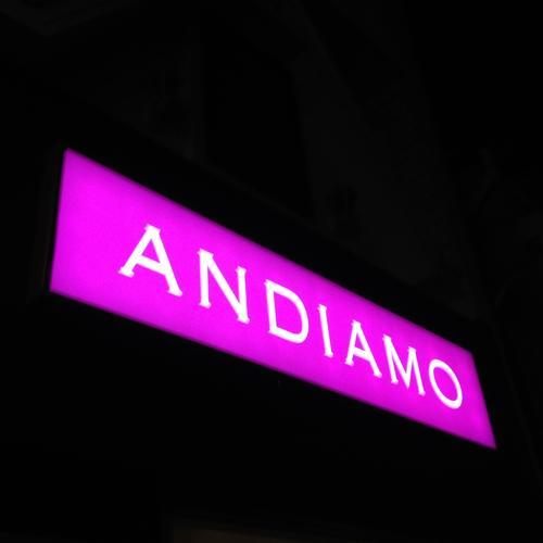 ANDIAMOへ♪