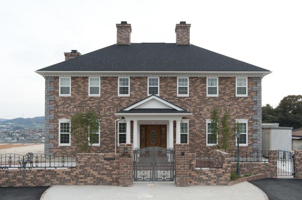 ジョージアン様式の二世帯住宅♬