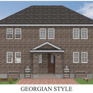 ジョージアン✖二世帯住宅の完成公開♬