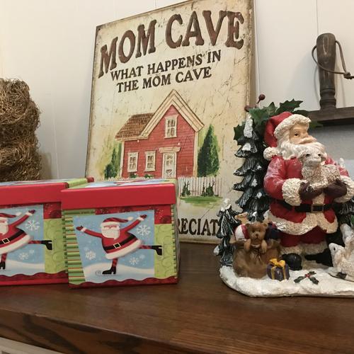クリスマスの飾り付けを~モデルハウス編~