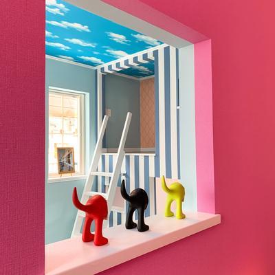 えんぴつみたいな八角形の棟屋が可愛いクイーンアンのお家の完成見学会は24日まで