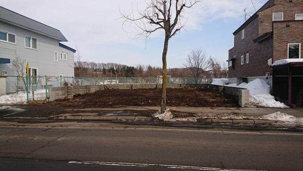 平岡に輸入住宅のモデルハウス計画♬