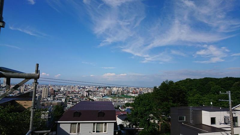 西区山の手で輸入住宅【続編】