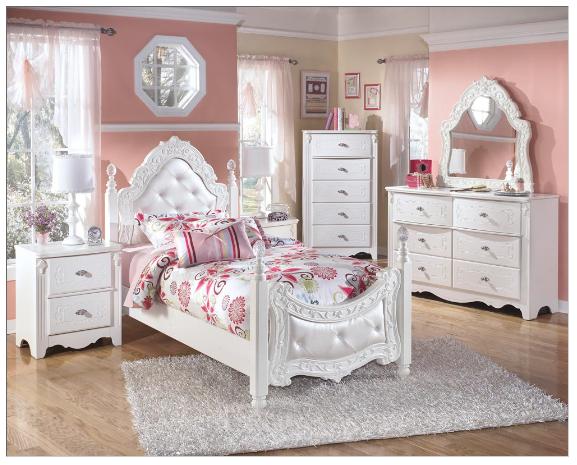 キッズルームと可愛い家具
