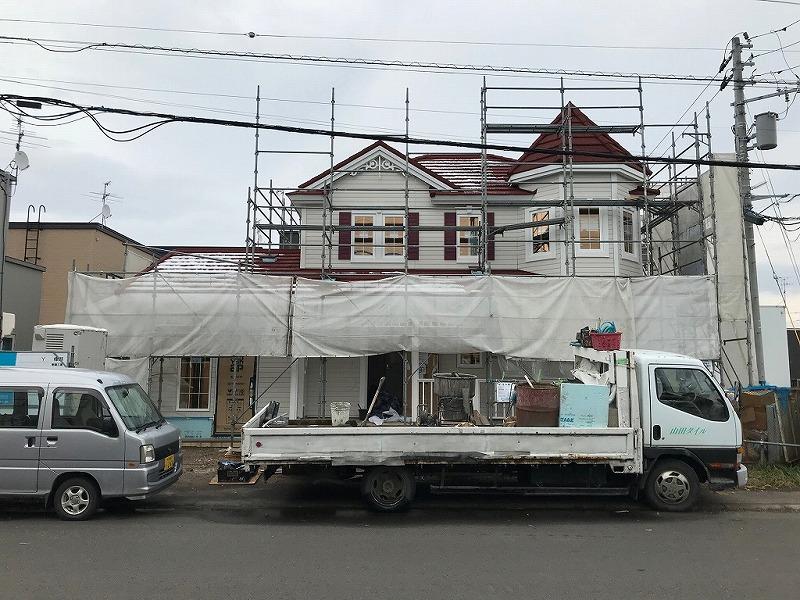 11月21日から店舗併用型のオープンハウス